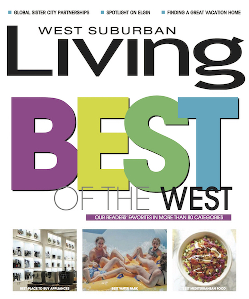 West Suburban Living March 2018 Elgin Feature