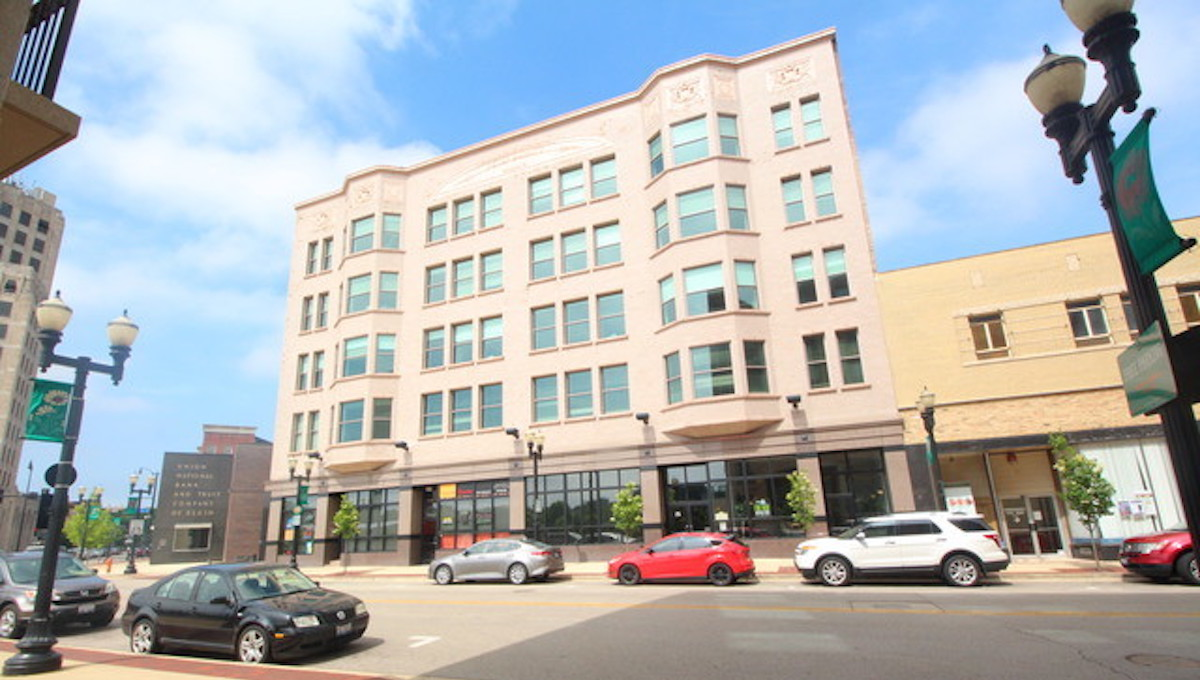 Downtown Elgin Commercial Real Estate