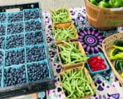 Farmers Market in Elgin