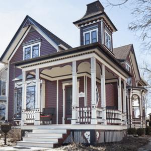 Cool 38Th Annual Historic Elgin House Tour Interior Design Ideas Clesiryabchikinfo